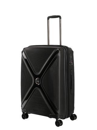 Cestovní kufr Titan Paradoxx 4w M Black Uni