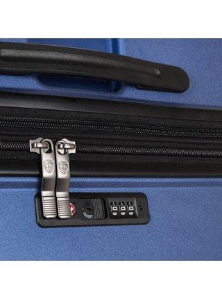 Cestovní kufr Heys Metallix M Cobalt Blue