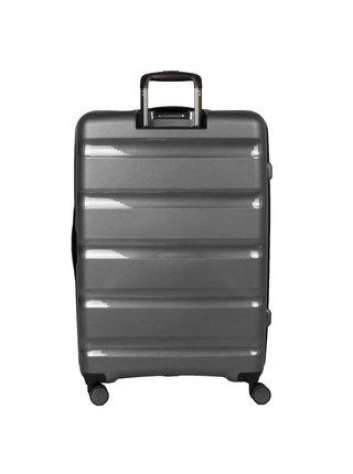 Cestovní kufr Heys Metallix L Gunmetal