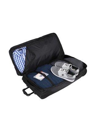 Cestovní taška Travelite Basics Doubledecker Black