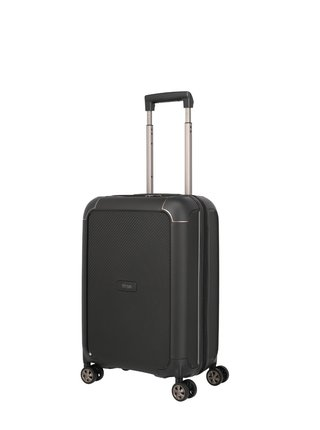 Cestovní kufr Titan Compax 4w S Black