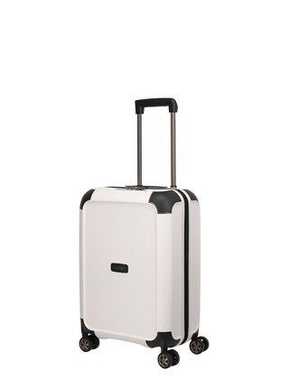 Cestovní kufr Titan Compax 4w S White
