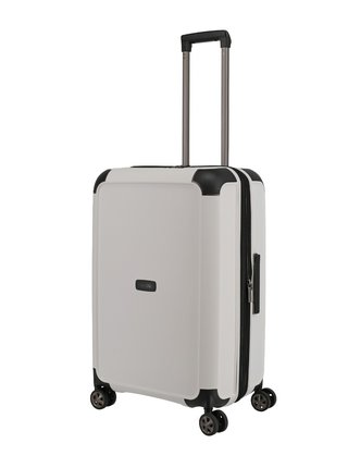 Cestovní kufr Titan Compax 4w M White