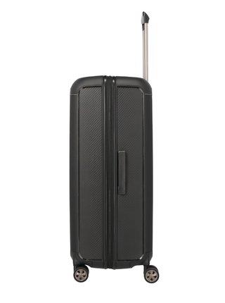 Cestovní kufr Titan Compax 4w L Black