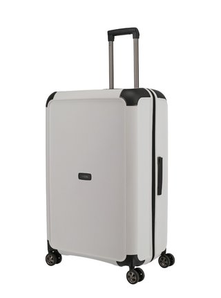 Cestovní kufr Titan Compax 4w L White