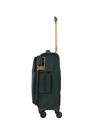 Cestovní kufr Titan Barbara Velvet S Forest Green