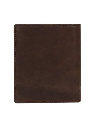 Peněženka Strellson Norton Billfold V8 Dark brown