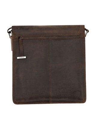 Brašna Strellson Richmond Shoulderbag MVF Dark brown