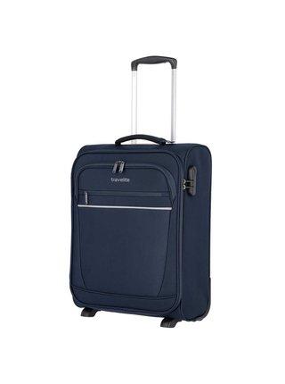 Cestovní kufr Travelite Cabin 2w S Navy