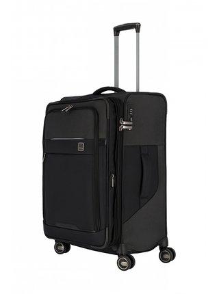 Cestovní kufr Titan Prime 4w M Black