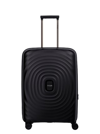 Cestovní kufr Titan Looping M Black