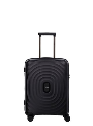Cestovní kufr Titan Looping S Black