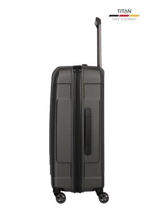 Cestovní kufr Titan X-ray Pro M+ Atomic Steel