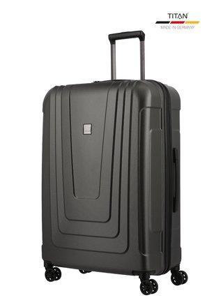 Cestovní kufr Titan X-ray Pro L Atomic Steel