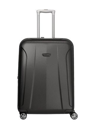 Cestovní kufr Travelite Elbe 4w M Anthracite