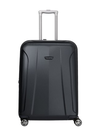 Cestovní kufr Travelite Elbe 4w M Navy