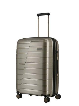Cestovní kufr Travelite Air Base M Champagne metallic