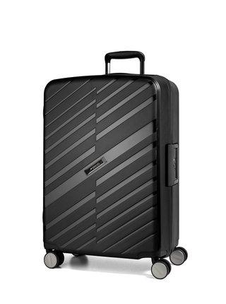 Cestovní kufr March Bon Voyage M Black