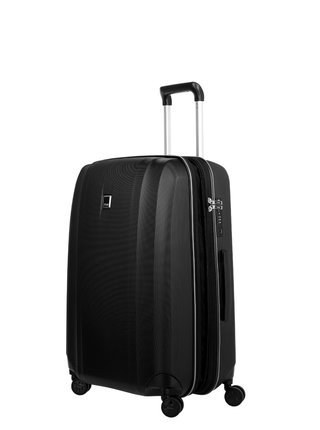Cestovní kufr Titan Xenon 4w M exp Black