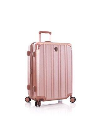 Cestovní kufr Heys DuoTrak M Rose Gold