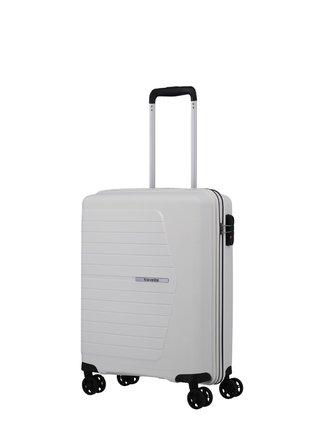 Cestovní kufr Travelite Nubis S White