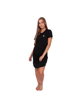 Dámská noční košile CK ONE černá