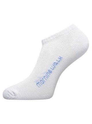 Ponožky nízké s ozdobným nápisem OODJI