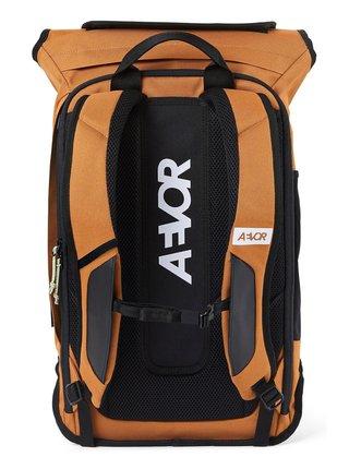 AEVOR Trip Pack Special CANVAS BROWN batoh do školy - černá