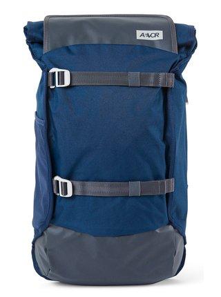 AEVOR Trip Pack MIDNIGHT NAVY batoh do školy - šedá