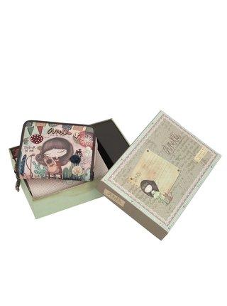 Anekke barevná malá peněženka Ixchel Music
