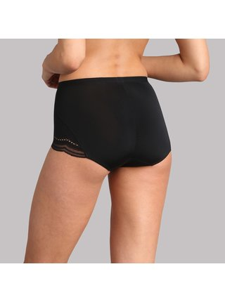 PLAYTEX SECRET COMFORT MAXI - Dámské kalhotky s vysokým pasem - černá