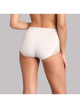 PLAYTEX SECRET COMFORT MAXI - Dámské kalhotky s vysokým pasem - antická bílá