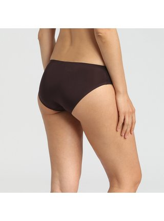 DIM INVISIFREE SLIP - Dámské kalhotky - hnědá