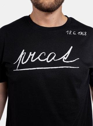Černé pánské tričko ZOOT Original Prcat
