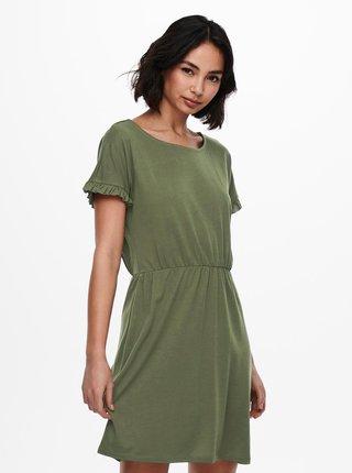 Zelené šaty Jacqueline de Yong Karen