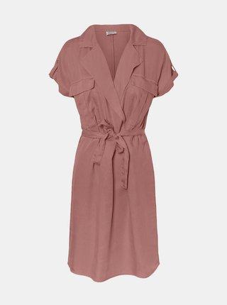 Staroružové šaty so zaväzovaním Noisy May Vera