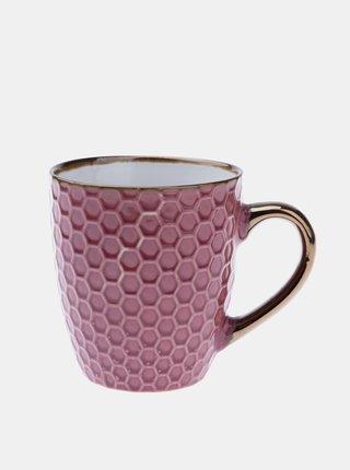 Vínový keramický hrnček Dakls 250 ml