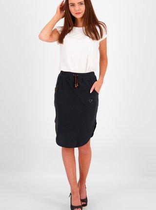 Černá sukně s kapsami Alife and Kickin