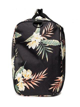 Billabong WEEKENDER BLACK/GREEN cestovní taška - barevné