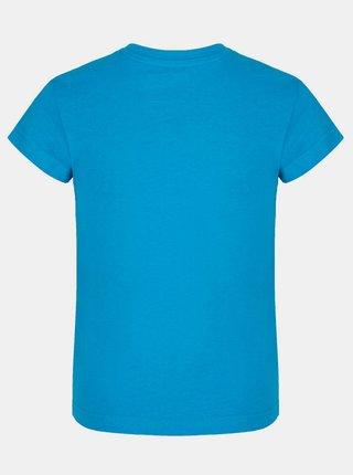 Modré klučičí tričko s potiskem LOAP