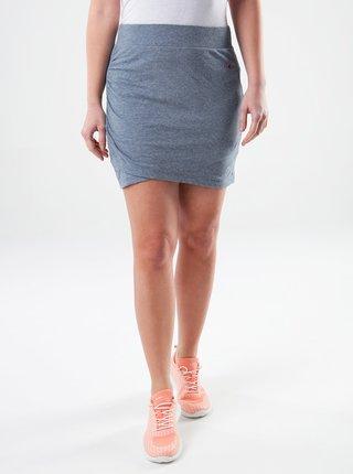 Šedá dámska púzdrová sukňa LOAP