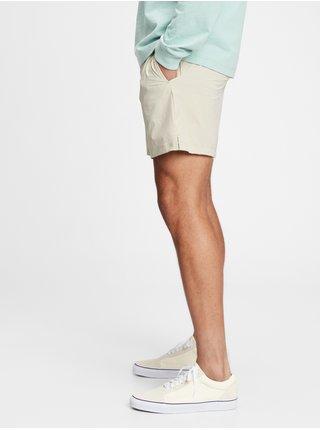 Bílé pánské kraťasy 6 swim trunks