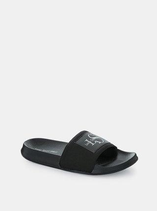 Černé pánské pantofle LOAP