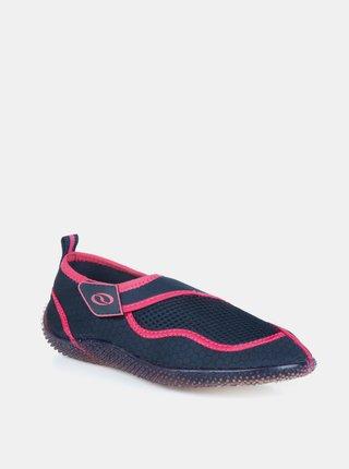 Tmavomodré dámske topánky do vody LOAP