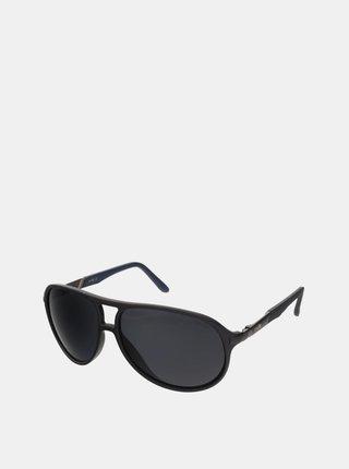 Černé pánské sluneční brýle Crullé