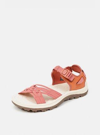 Růžové dámské sandály Keen
