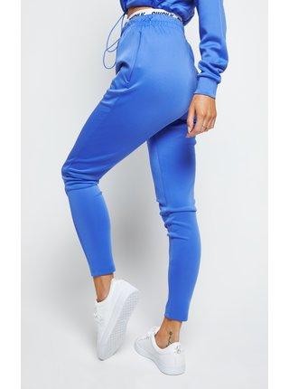 Modré dámské tepláky - PANTS TRACK VELOCITY