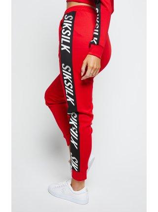 Červené dámské tepláky -PANT TRACK CHASER