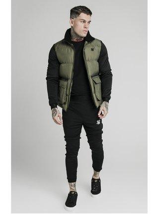 Khaki pánská podzimní bunda - INSTINCT NEO