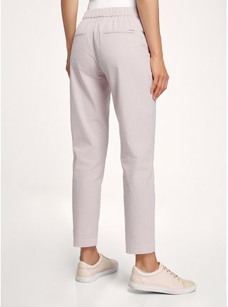 Kalhoty bavlněné s pružným pasem OODJI